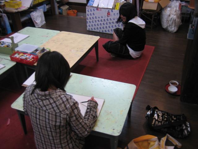 絵画教室〜ハッピークルエイトルーム〜